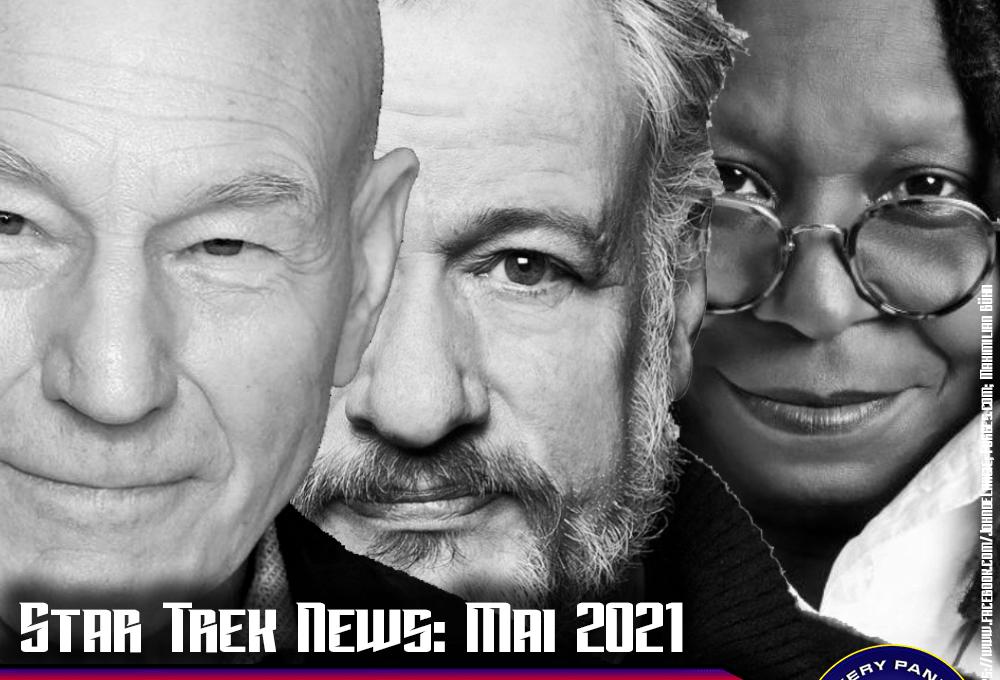 Alle TNG-Stars in Star Trek: Picard? – News: Mai 2021