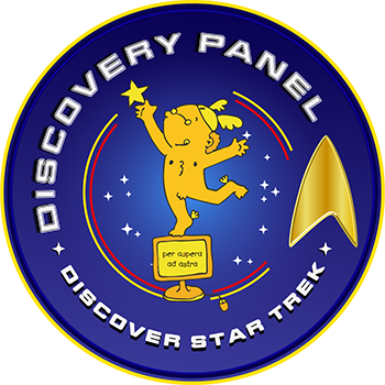 Discovery Panel DISCOVER STAR TREK