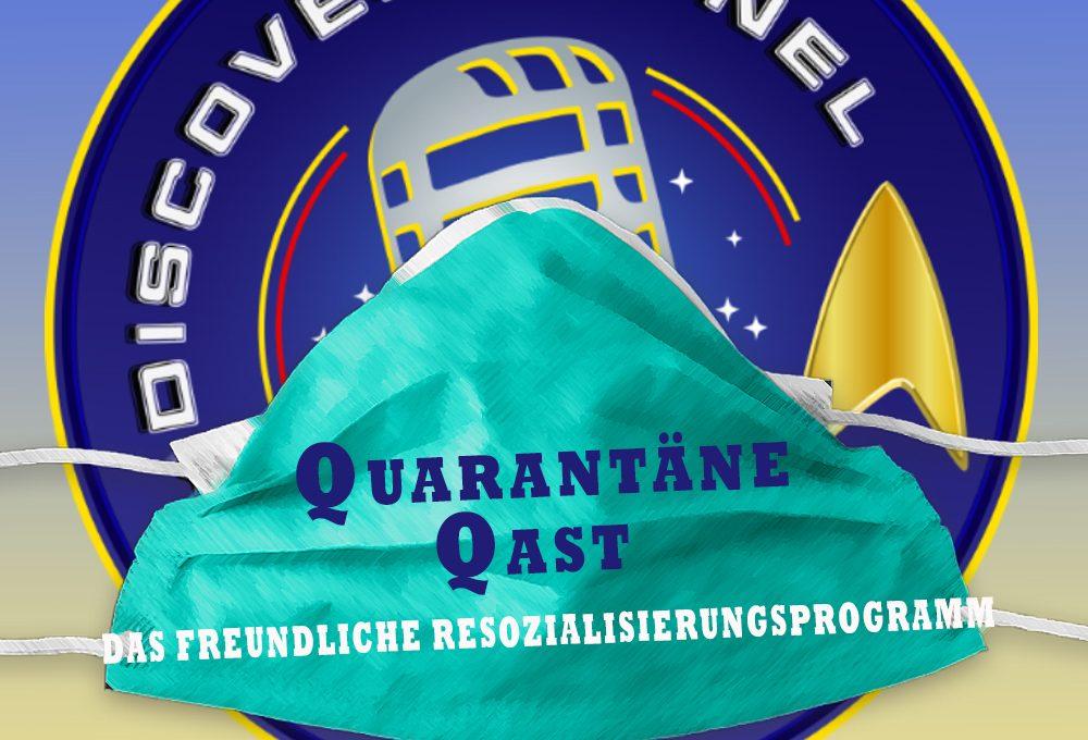Quarantäne Qast #81: Das Vermächtnis des Salzmonsters