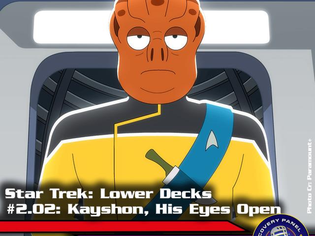"""Episodenbesprechung: Star Trek Lower Decks – """"Kayshon, His Eyes Open"""" (S02E02)"""
