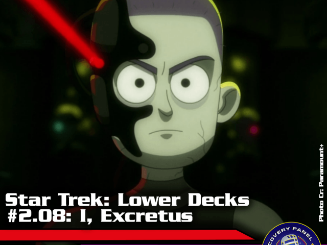 "Episodenbesprechung: Star Trek Lower Decks – ""I, Excretus"" (S02E08)"
