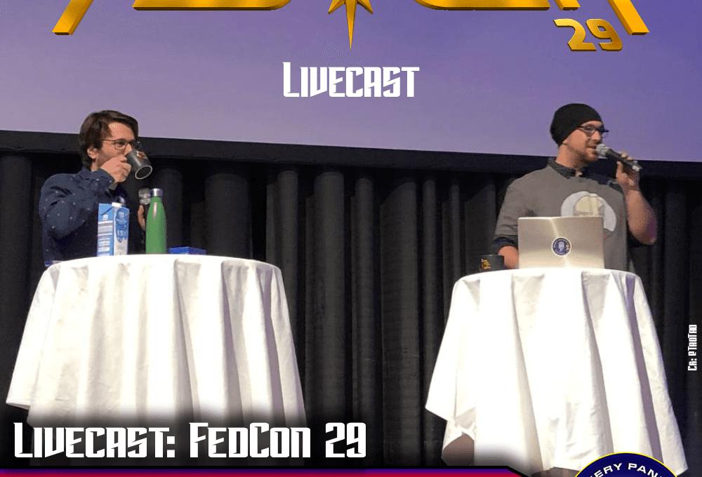 Sonderfolge: Star Trek Discovery – Vorschau Staffel 4 – Live von der Fedcon 29