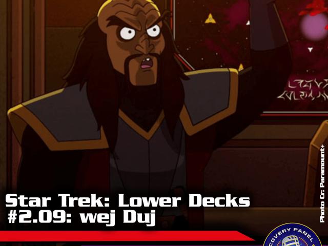 """Episodenbesprechung: Star Trek Lower Decks – """"wej Duj"""" (S02E09)"""